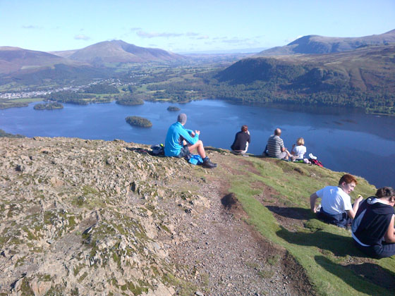 cat bells derwentwater