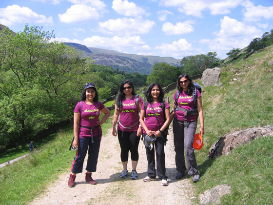 walking group ullswater