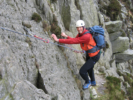 Scrambling Borrowdale